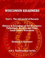 KRAEMER BOOK COVER
