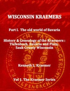 KRAEMER BOOK COVER