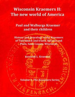 KRAEMER BOOK BACK COVER